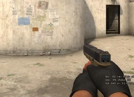оружие справа cs go