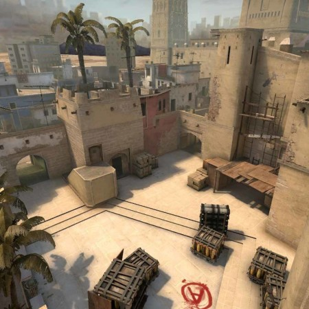 De_mirage CS GO