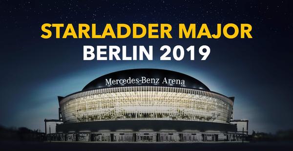 Второй мейджор сезона StarLadder Berlin Major 2019